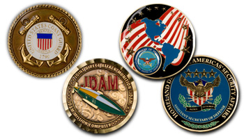 Custom Commemorative Coins From Harburn